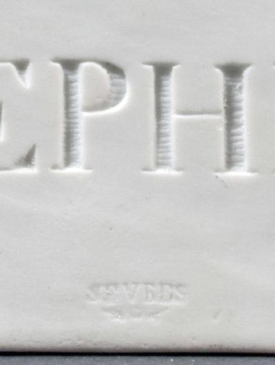 Buste de l'Impératrice Joséphine - Patrimoine Charles-André COLONNA WALEWSKI, en ligne directe de Napoléon