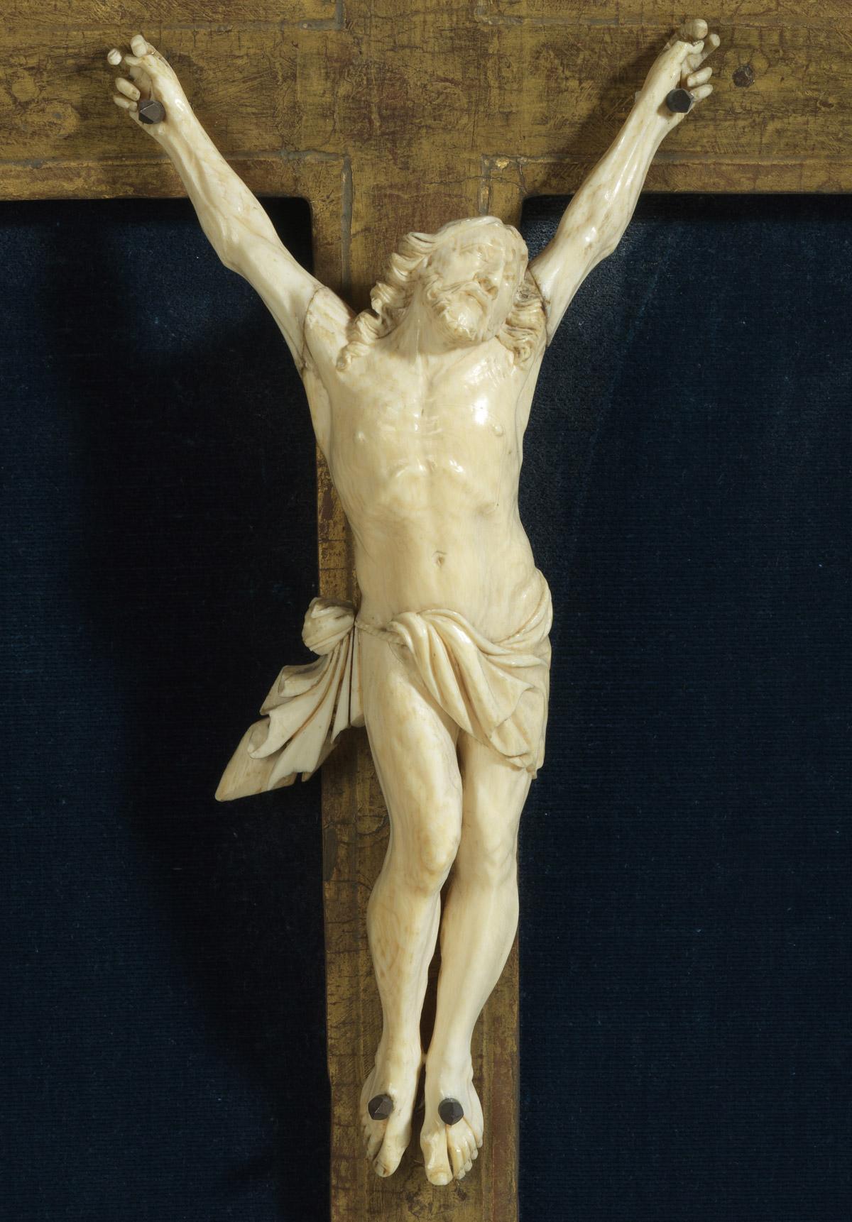 Christ ancien - Patrimoine Charles-André COLONNA WALEWSKI, en ligne directe de Napoléon
