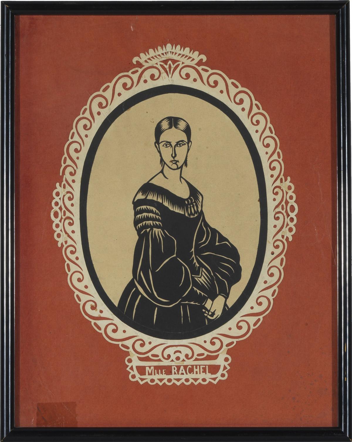 Canivet : Rachel - Patrimoine Charles-André COLONNA WALEWSKI, en ligne directe de Napoléon