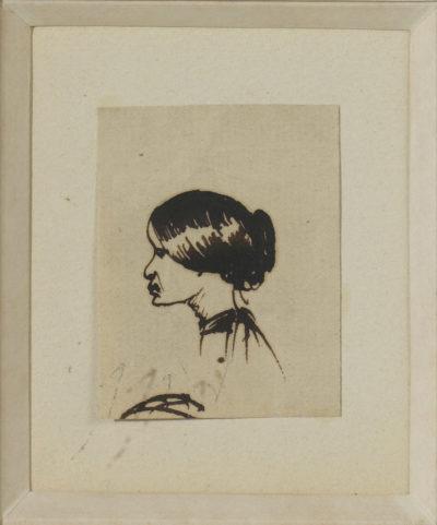 Dessins : Rachel par Dupuis - Patrimoine Charles-André COLONNA WALEWSKI, en ligne directe de Napoléon