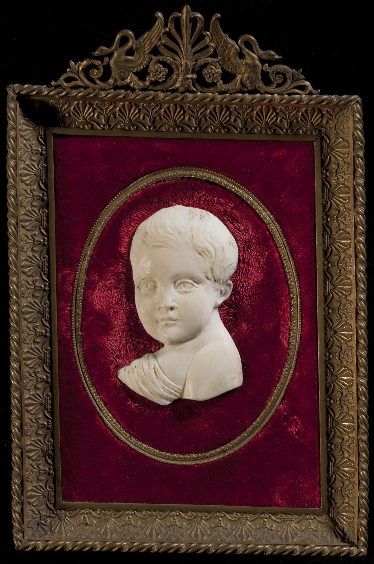 Portrait du Roi de Rome - Patrimoine Charles-André COLONNA WALEWSKI, en ligne directe de Napoléon