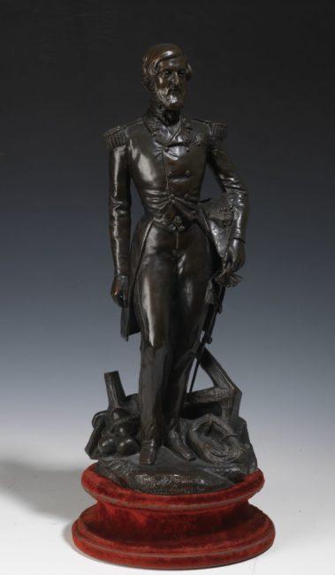 Le Prince de Joinville par L. Mennessier - Patrimoine Charles-André COLONNA WALEWSKI, en ligne directe de Napoléon