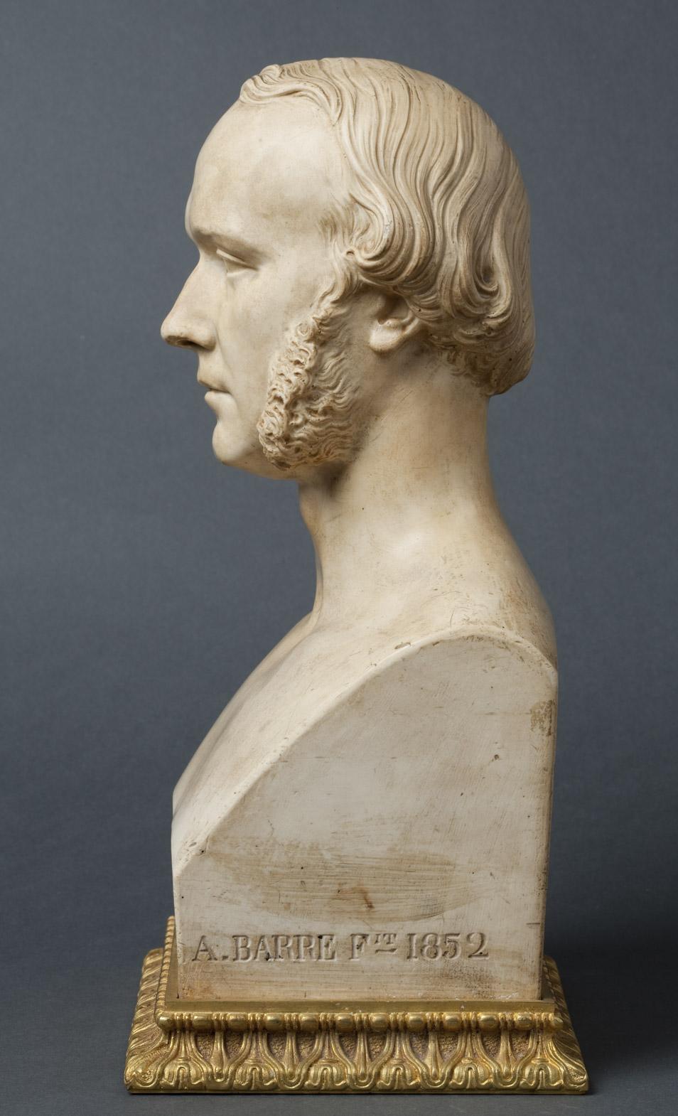 Buste d'Alexandre, Ier comte Colonna Walewski - Patrimoine Charles-André COLONNA WALEWSKI, en ligne directe de Napoléon