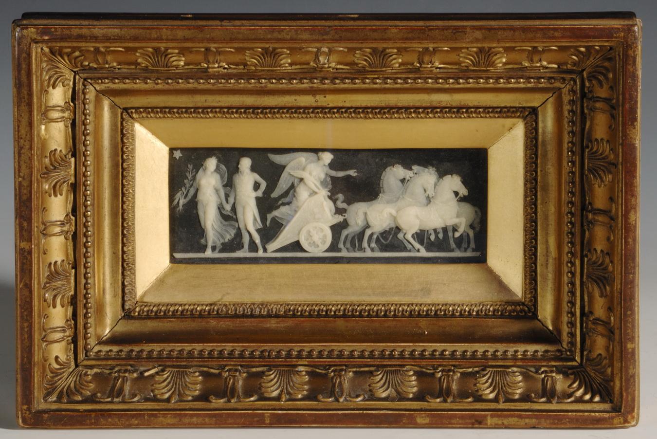 Les chevaux de Mars - Patrimoine Charles-André COLONNA WALEWSKI, en ligne directe de Napoléon