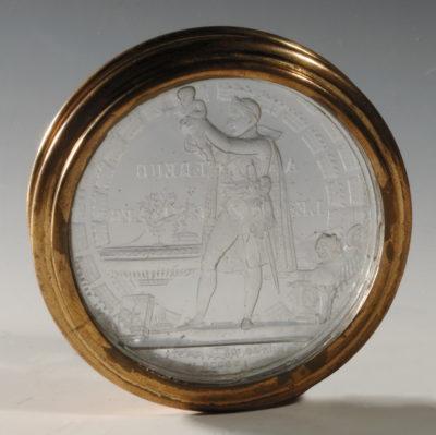 Le baptême du roi de Rome - Patrimoine Charles-André COLONNA WALEWSKI, en ligne directe de Napoléon