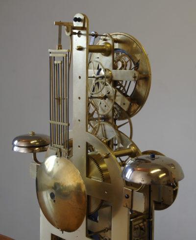 Pendule astronomique, régulateur de Bouchet d'époque Louis XVI - Patrimoine Charles-André COLONNA WALEWSKI, en ligne directe de Napoléon