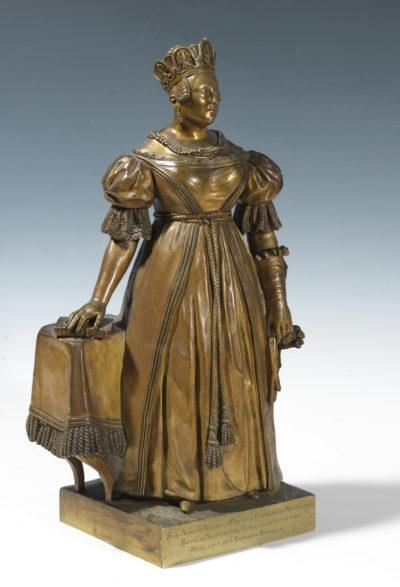 La princesse Catherine de Wurtemberg - Patrimoine Charles-André COLONNA WALEWSKI, en ligne directe de Napoléon