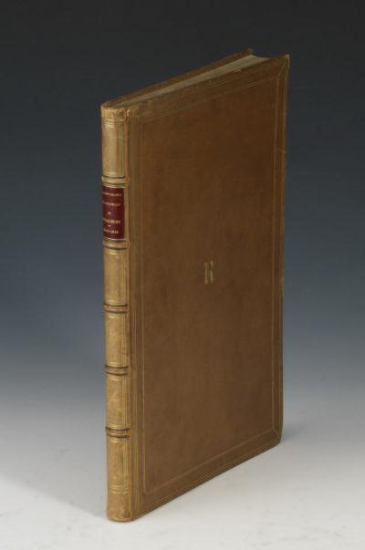 Livre Rachel Correspondance philosophique et religieuse - Patrimoine Charles-André COLONNA WALEWSKI, en ligne directe de Napoléon