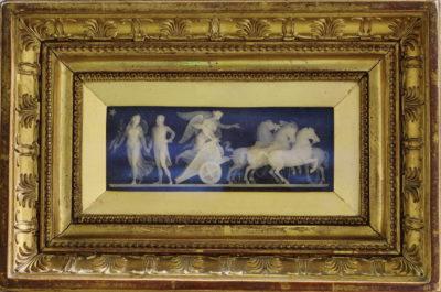 Allegorie de la paix Napoléonienne - Patrimoine Charles-André COLONNA WALEWSKI, en ligne directe de Napoléon