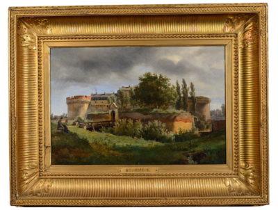 Le fort de Ham - Patrimoine Charles-André COLONNA WALEWSKI, en ligne directe de Napoléon