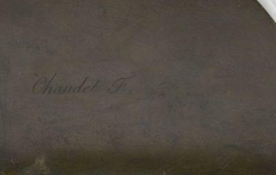 Buste de Napoleon, par Antoine-Denis Chaudet - Patrimoine Charles-André COLONNA WALEWSKI, en ligne directe de Napoléon