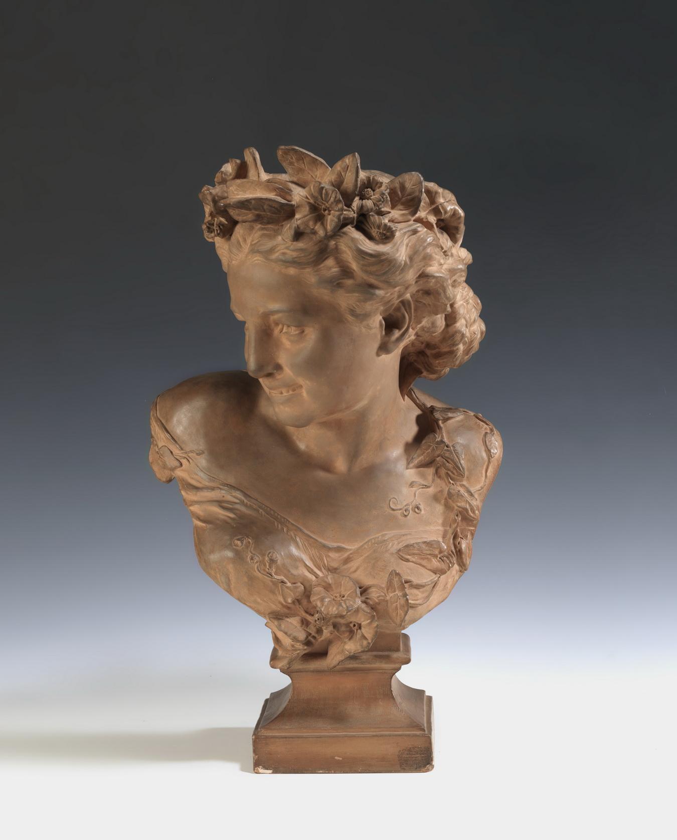 LA RIEUSE AUX ROSES - Patrimoine Charles-André COLONNA WALEWSKI, en ligne directe de Napoléon
