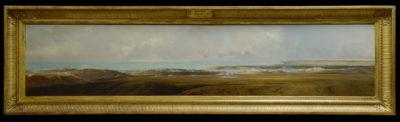 SEBASTOPOL Panorama pris des Batteries Anglaises - Patrimoine Charles-André COLONNA WALEWSKI, en ligne directe de Napoléon