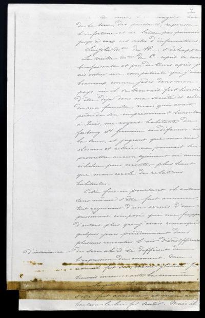 le journal de Marie Walewska - Patrimoine Charles-André COLONNA WALEWSKI, en ligne directe de Napoléon