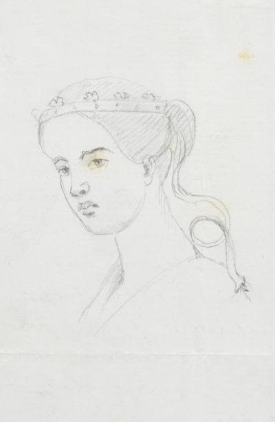 lettre de Musset à Buloz - Patrimoine Charles-André COLONNA WALEWSKI, en ligne directe de Napoléon