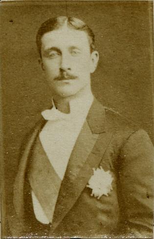 Carte de prière et photo du Prince Impérial - Patrimoine Charles-André COLONNA WALEWSKI, en ligne directe de Napoléon