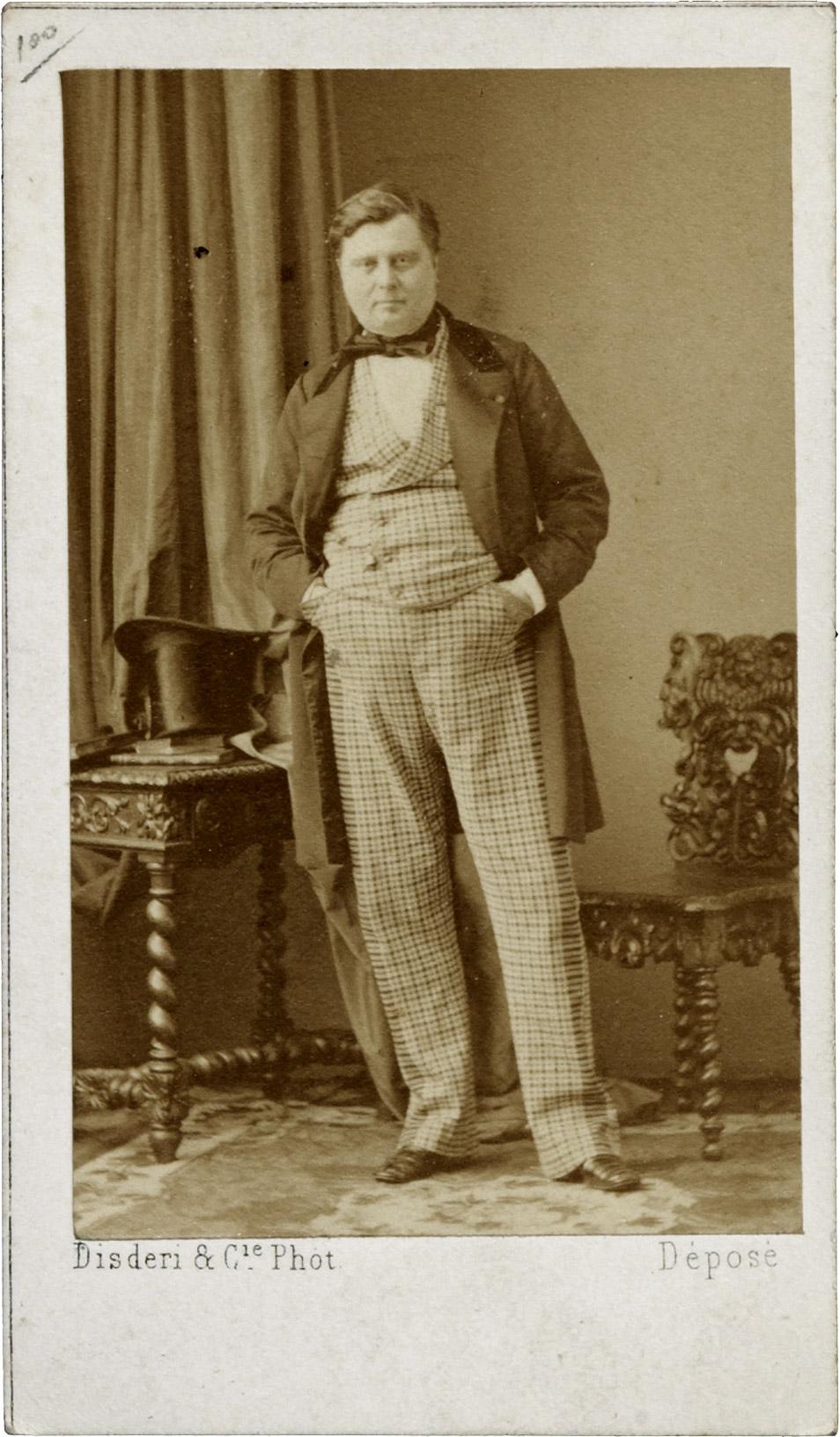 Photographie d'Alexandre I Colonna Walewski - Patrimoine Charles-André COLONNA WALEWSKI, en ligne directe de Napoléon