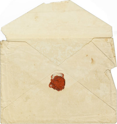 Lettre autographe de Napoléon à Marie Walewska - Patrimoine Charles-André COLONNA WALEWSKI, en ligne directe de Napoléon