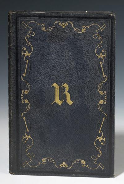 """""""Héli"""" de Riquier-Aldée, exemplaire de Rachel - Patrimoine Charles-André COLONNA WALEWSKI, en ligne directe de Napoléon"""