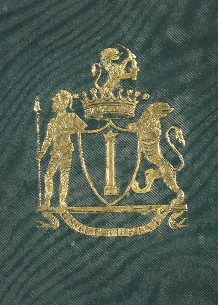 Cinq volumes de Victor Hugo aux armes Colonna Walewski - Patrimoine Charles-André COLONNA WALEWSKI, en ligne directe de Napoléon