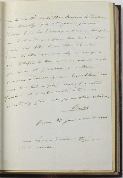 """""""Rachel"""" de Barthou avec lettre autographe et dessins - Patrimoine Charles-André COLONNA WALEWSKI, en ligne directe de Napoléon"""