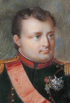Napoléon - Patrimoine Charles-André COLONNA WALEWSKI, en ligne directe de Napoléon