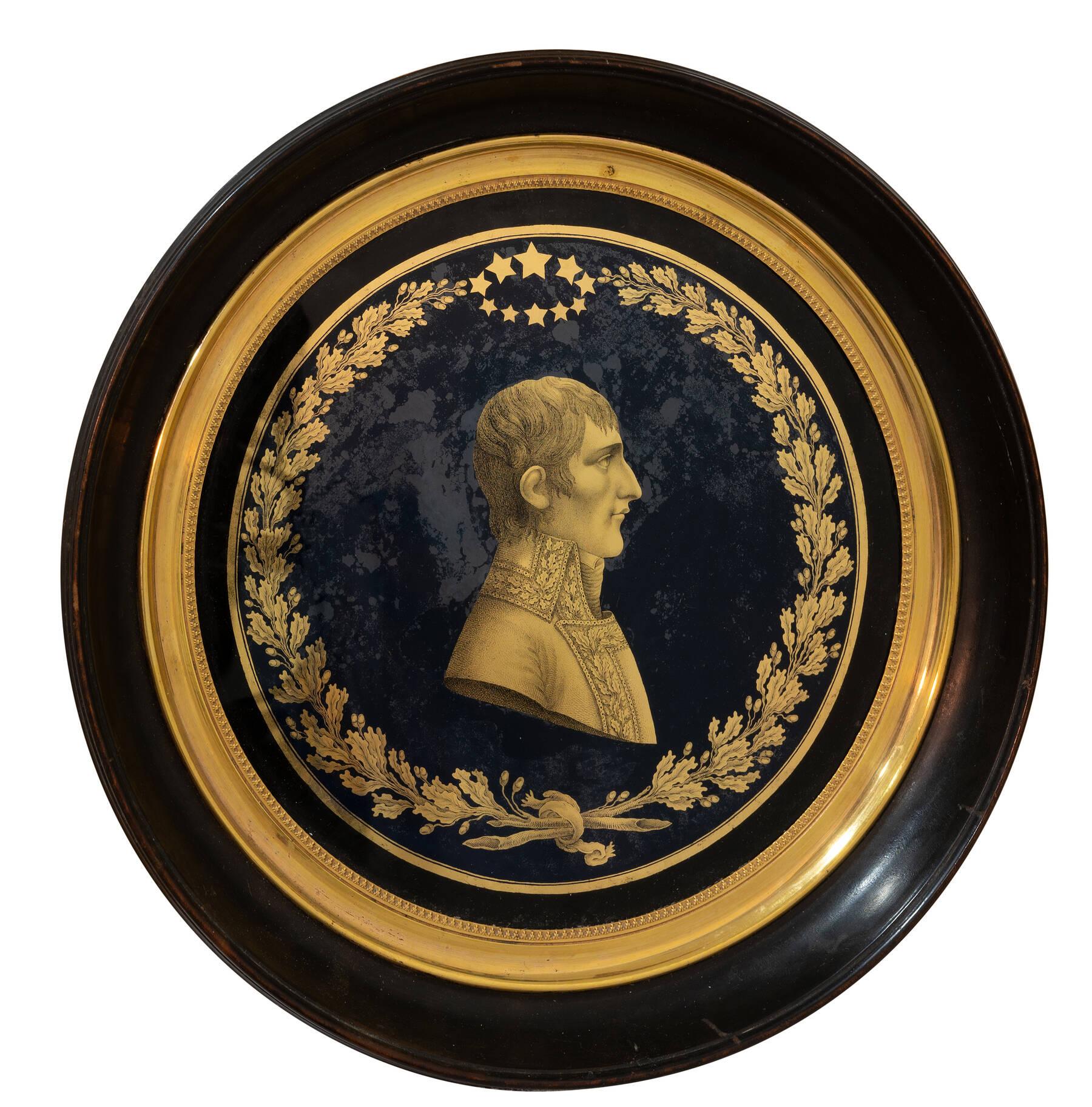 Portrait de Napoléon 1er consul vers 1800