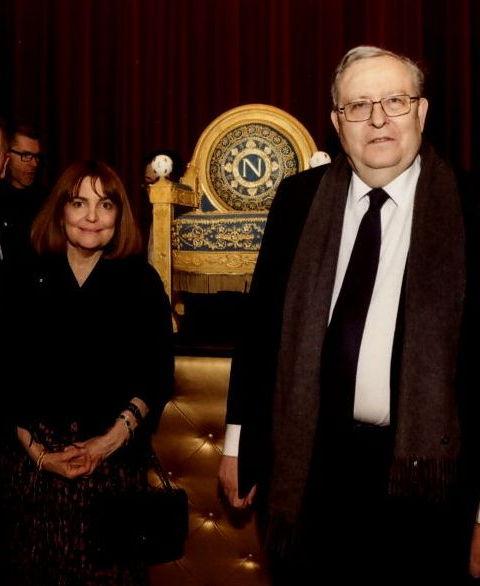 Comte et Comtesse Charles-André Walewski