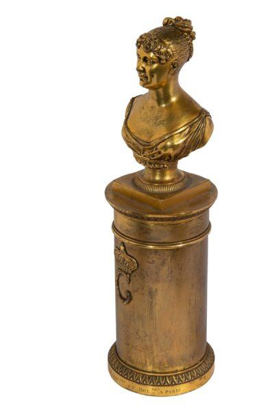 Buste de la princesse Caroline Bonaparte