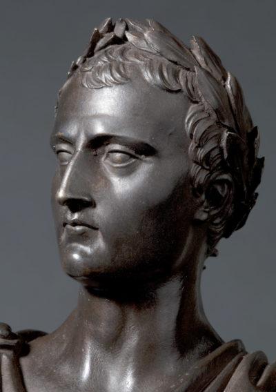 Statue équestre de Napoléon Ier par Moitte - Patrimoine Charles-André COLONNA WALEWSKI, en ligne directe de Napoléon