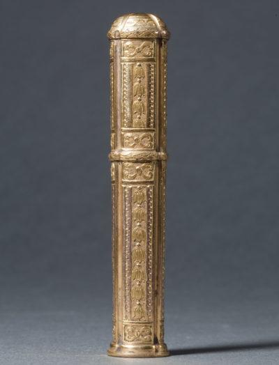 Étui à cire, cadeau de Napoléon à Marie Walewska - Patrimoine Charles-André COLONNA WALEWSKI, en ligne directe de Napoléon