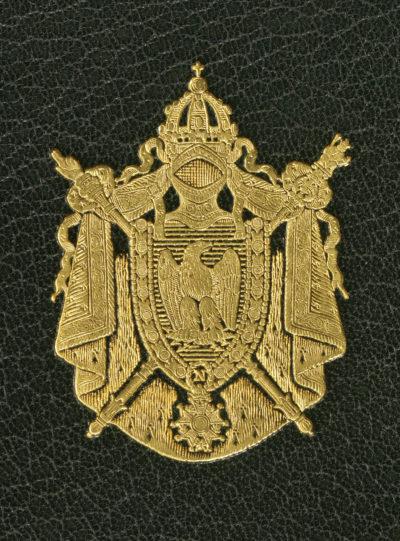 """""""Napoléon et les femmes"""" de Masson, armes napoléoniennes - Patrimoine Charles-André COLONNA WALEWSKI, en ligne directe de Napoléon"""