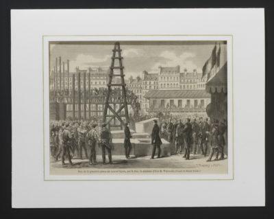 Le monde illustré et le l'Univers illustré - Patrimoine Charles-André COLONNA WALEWSKI, en ligne directe de Napoléon