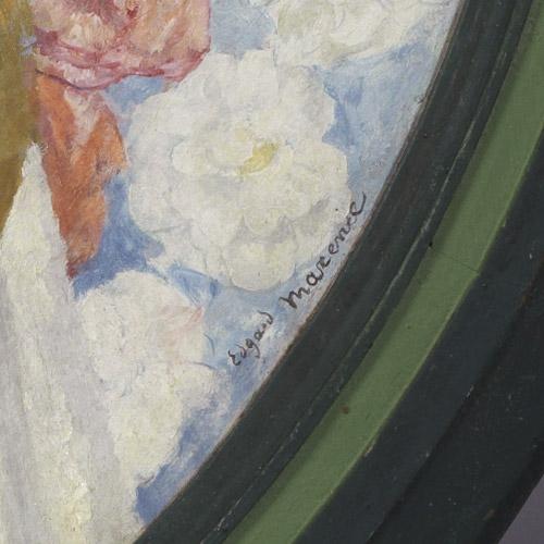 Sainte Thérèse de Lisieux par Maxence - Patrimoine Charles-André COLONNA WALEWSKI, en ligne directe de Napoléon