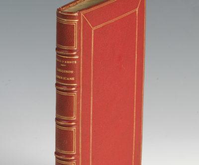 """""""Leggende Americane"""" dédicacé à la comtesse Walewska - Patrimoine Charles-André COLONNA WALEWSKI, en ligne directe de Napoléon"""