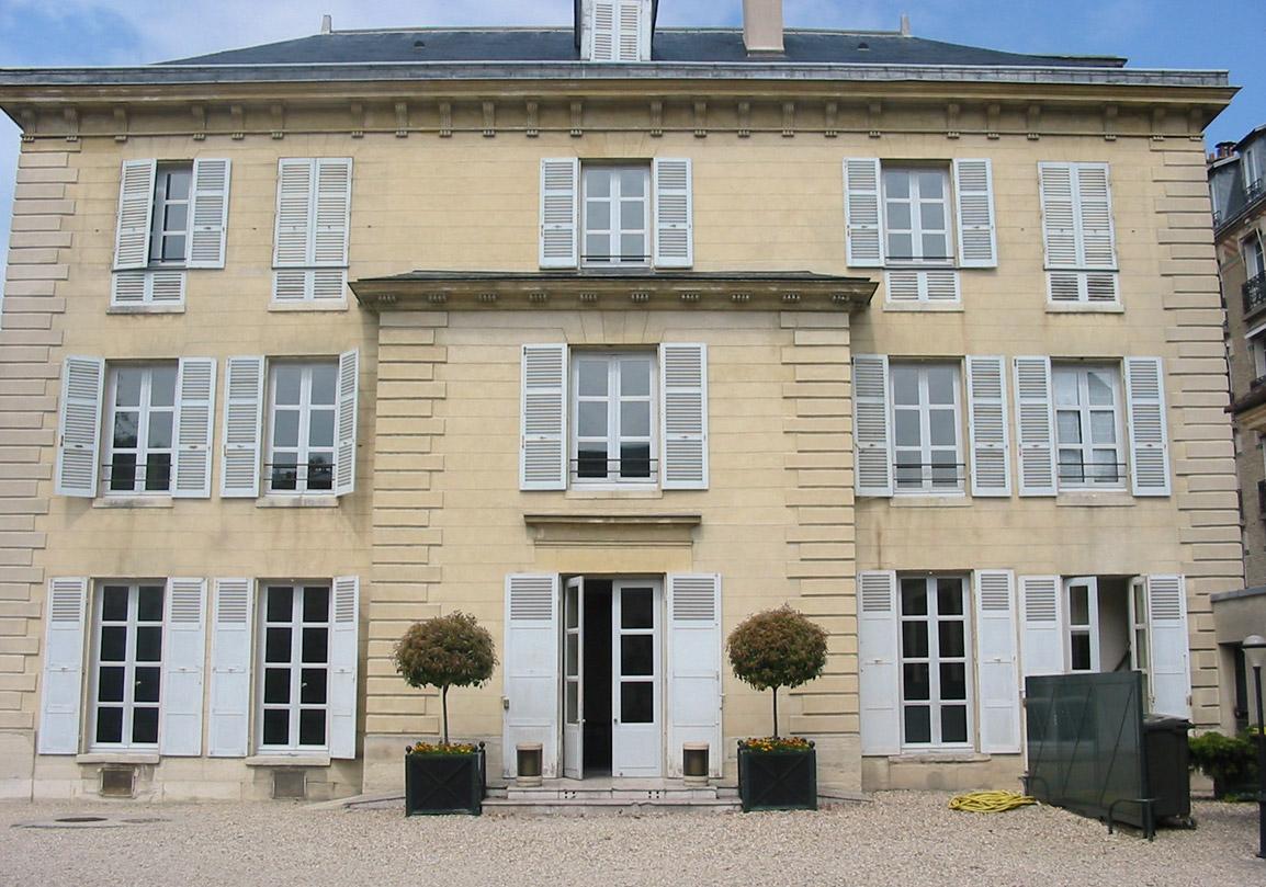 Photographie de la maison Walewska - Patrimoine Charles-André COLONNA WALEWSKI, en ligne directe de Napoléon