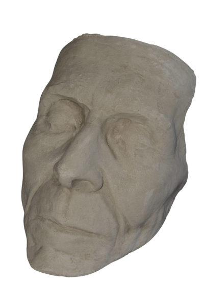 Masque Napoléon - Patrimoine Charles-André COLONNA WALEWSKI