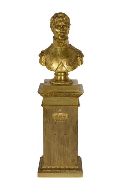 Louis Napoleon par Martin Guillaume Biennais - Patrimoine Charles-André COLONNA WALEWSKI, en ligne directe de Napoléon