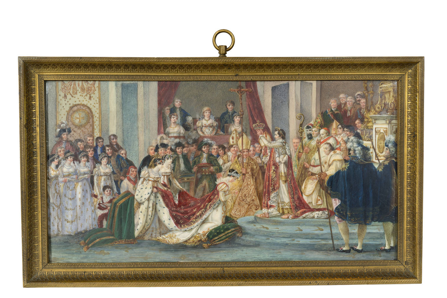 Tableau - Patrimoine Charles-André COLONNA WALEWSKI