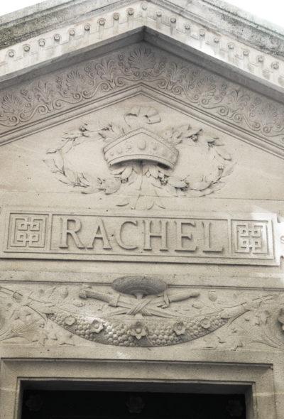 Chapelle de Rachel - Patrimoine Charles-André COLONNA WALEWSKI, en ligne directe de Napoléon